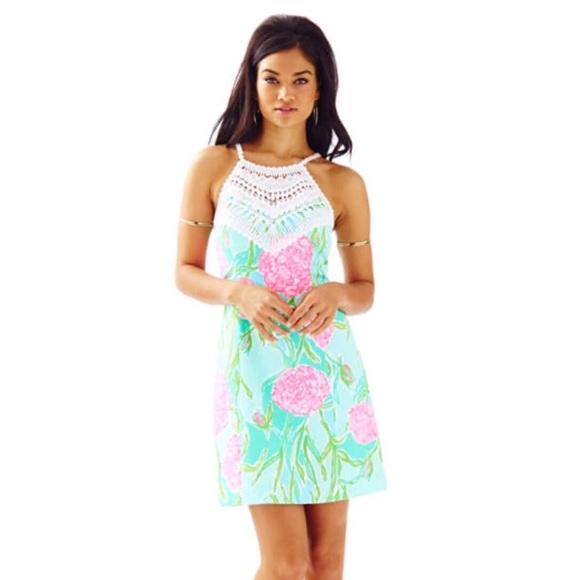 Lilly Pulitzer Dresses & Skirts - Pearl Shift Dress